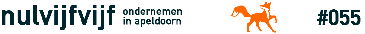 nulvijfvijf // ondernemen in apeldoorn Logo