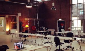 Pionieren in de Nettenfabriek: Ketelhuis Apeldoorn